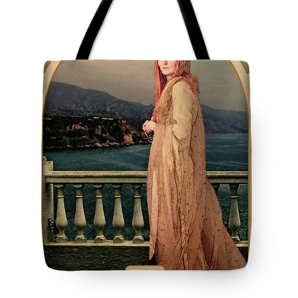 The Empress Tote Bag by John Edwards