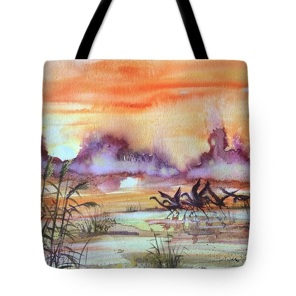 The End Of The Day 2 Tote Bag