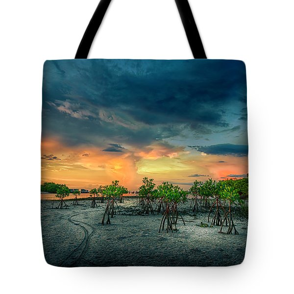 The Endless Trail Tote Bag