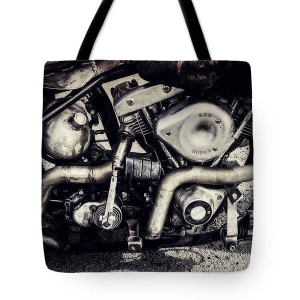 The Engine Tote Bag
