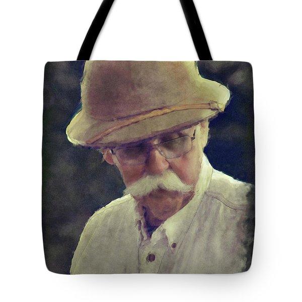 The English Gentleman Tote Bag