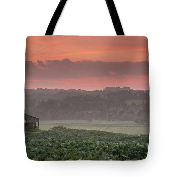 The English Landscape 2 Tote Bag