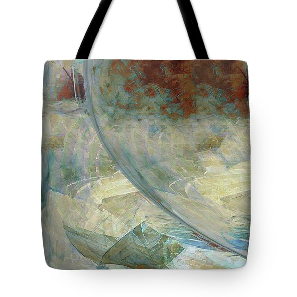 The Enigma Tote Bag