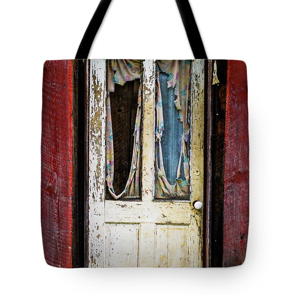 The Entrance Tote Bag