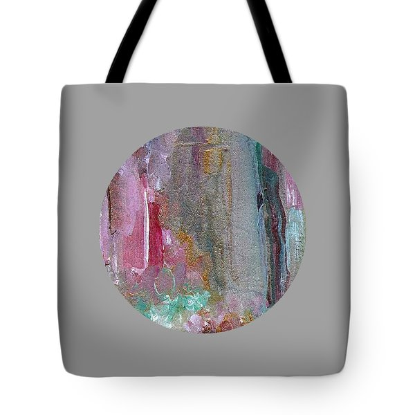 Tote Bag featuring the painting The Entrance by Mary Wolf