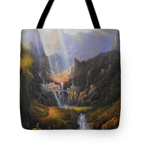 The Epic Journey Tote Bag