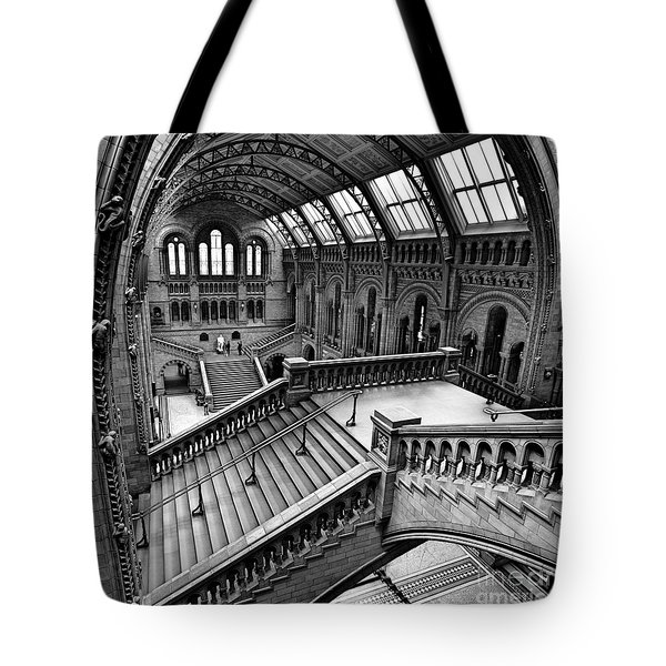 The Escher View Tote Bag by Martin Williams
