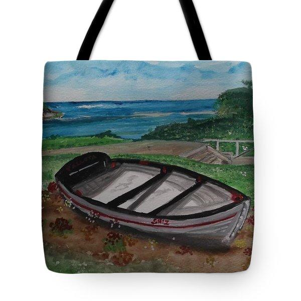 The Esplanade Scarborough Tote Bag
