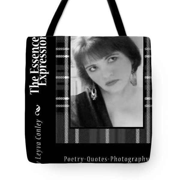 The Essence Of Expression Tote Bag