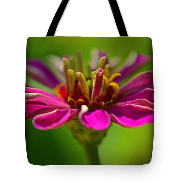 The Esteemed Flower Tote Bag