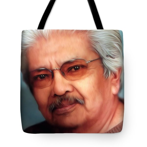 The Eternal Ray Tote Bag