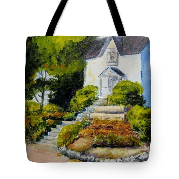 The Eureka Heritage Society Tote Bag