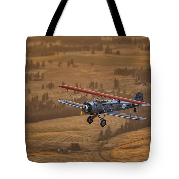 The Evening Mail Tote Bag