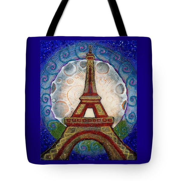 The Evening Of A Ready-wish Upon A Parisian High Point Tote Bag