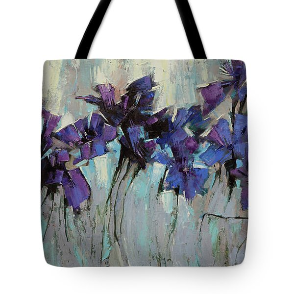 The Evening Was Silver. Tote Bag