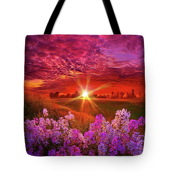The Everlasting Tote Bag