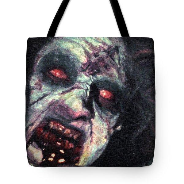 The Evil Dead Tote Bag