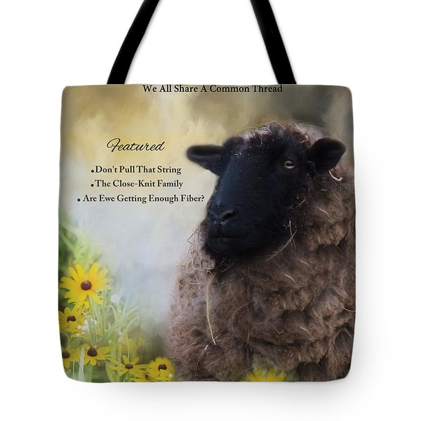 The Ewetimes Tote Bag