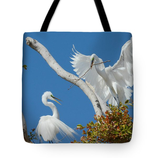 The Exchange 2 Tote Bag