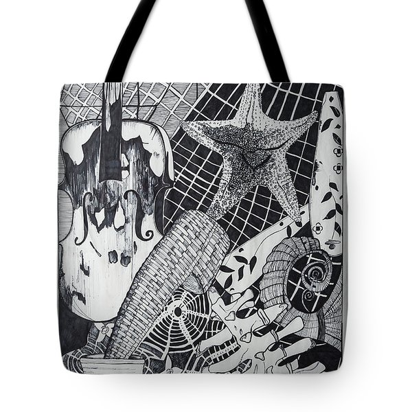 The Experiment Tote Bag