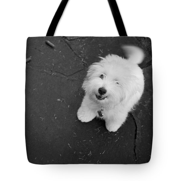 The Extrovert Tote Bag by Colleen Williams