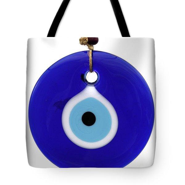 The Eye Against Evil Eye Tote Bag