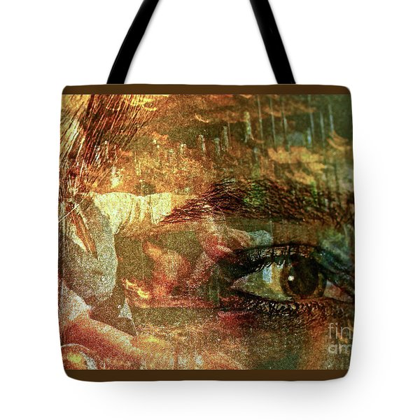 The Eye Maker Tote Bag