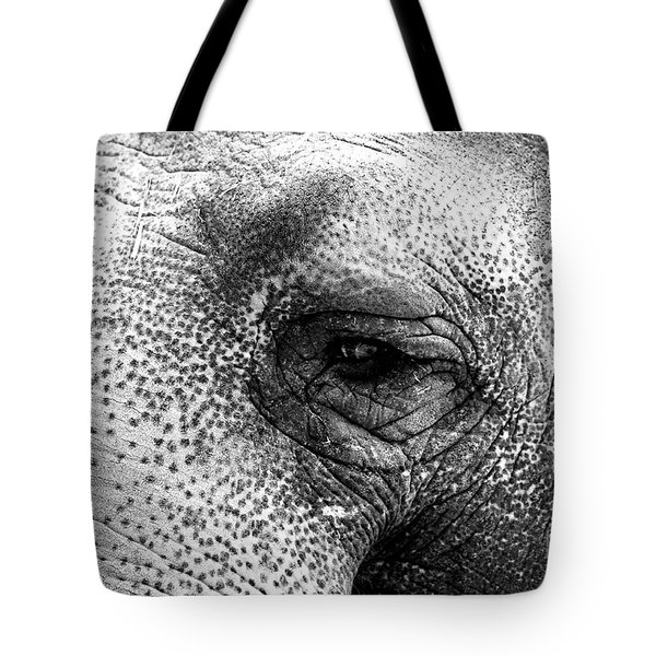The Eye That Never Forgets Tote Bag