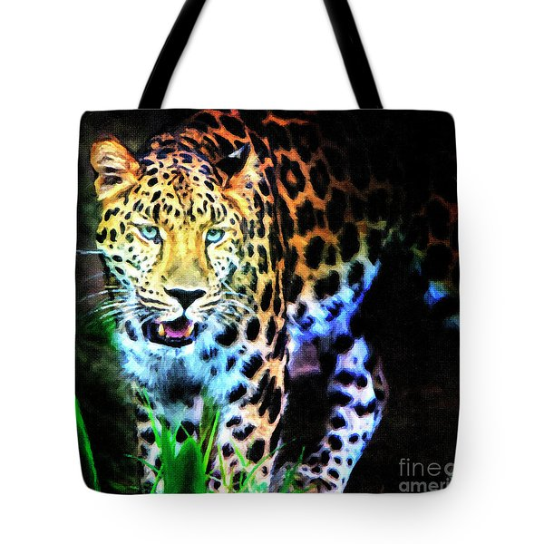 The Eyes Tote Bag by David Millenheft