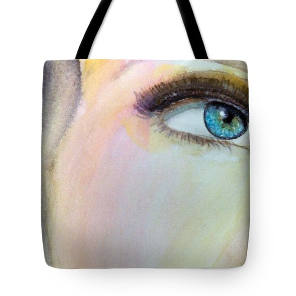 The Eyes Have It Tote Bag by Ed  Heaton