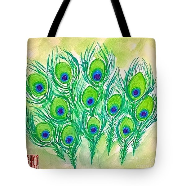 The Eyes Of The Stars Tote Bag