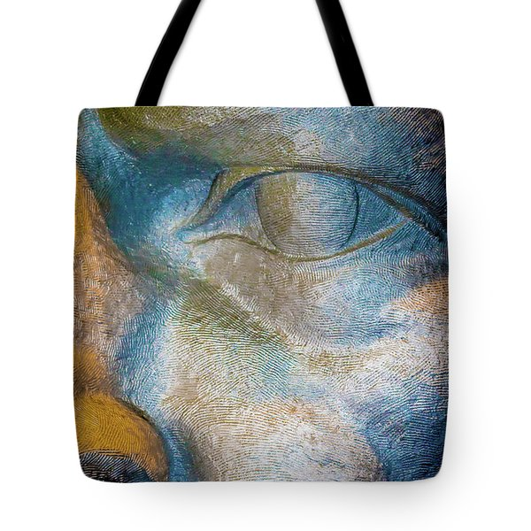 The Face Is A Picture Of The Mind With The Eyes As Its Interpreter. Cicero Tote Bag