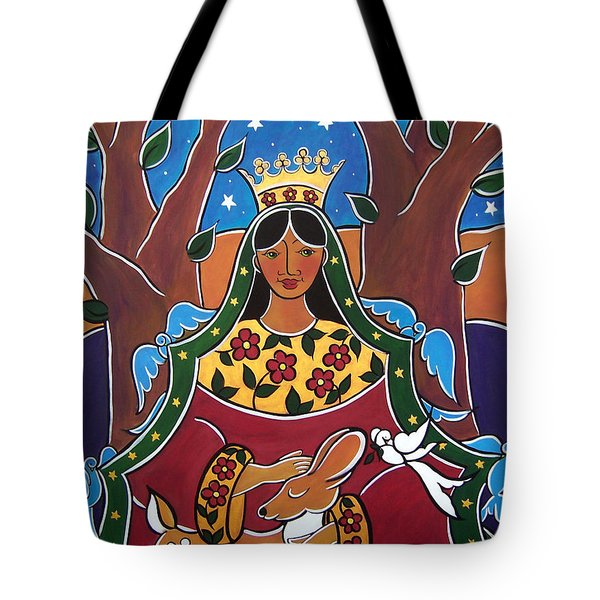 The Fairest One Tote Bag