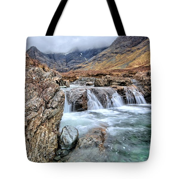 The Fairy Falls Tote Bag
