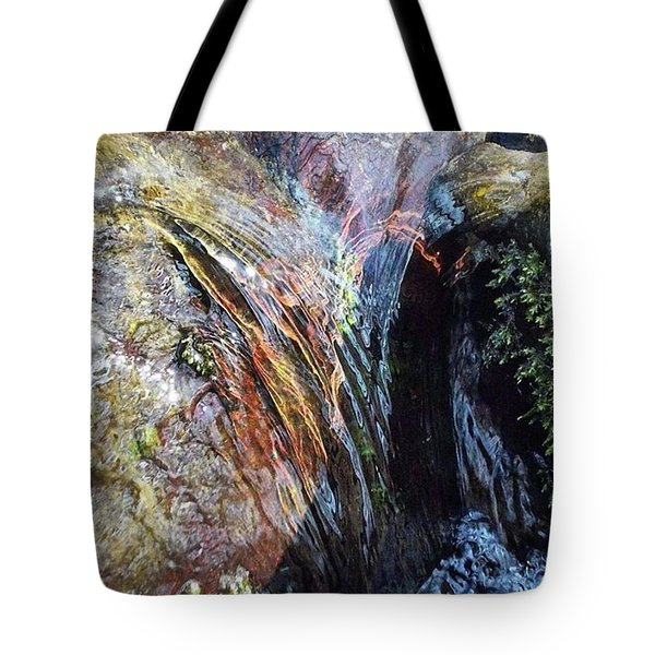The Fairy Glen, Balloch Country Park Tote Bag