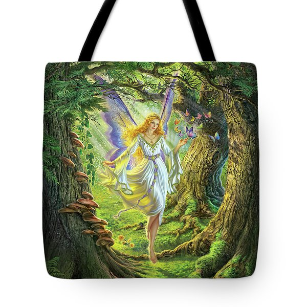 The Fairy Queen Tote Bag