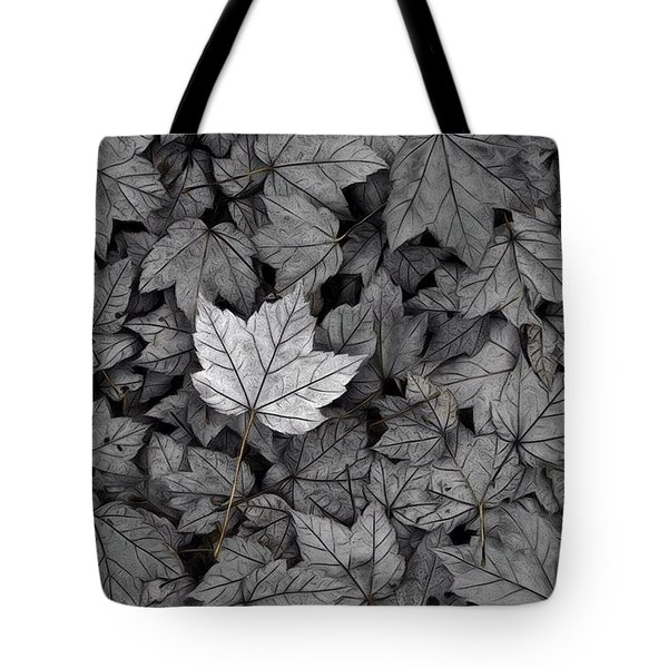 Tote Bag featuring the photograph The Fallen by Mark Fuller