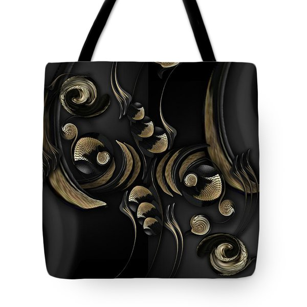 The Falling Sentiment Tote Bag