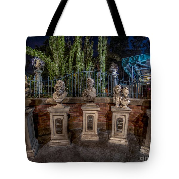 The Family Is All Here. Tote Bag