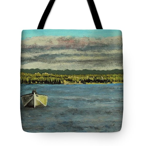 The Far Shore Tote Bag