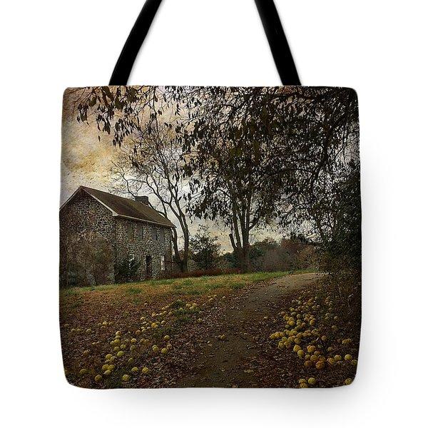 The Farm House  Tote Bag