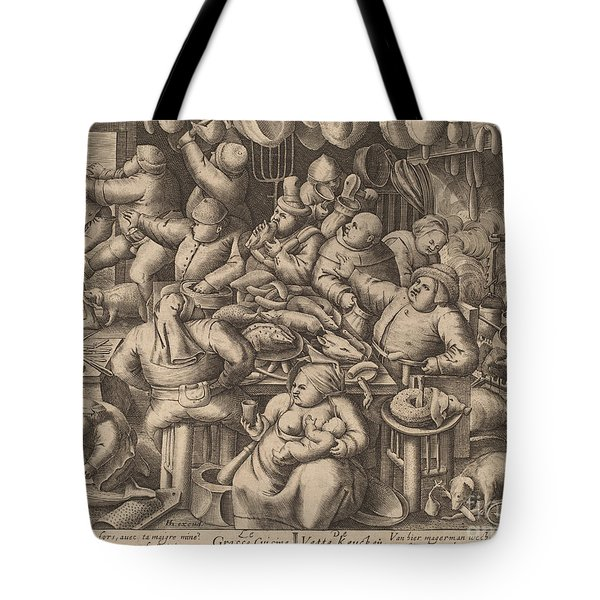 The Fat Kitchen Tote Bag