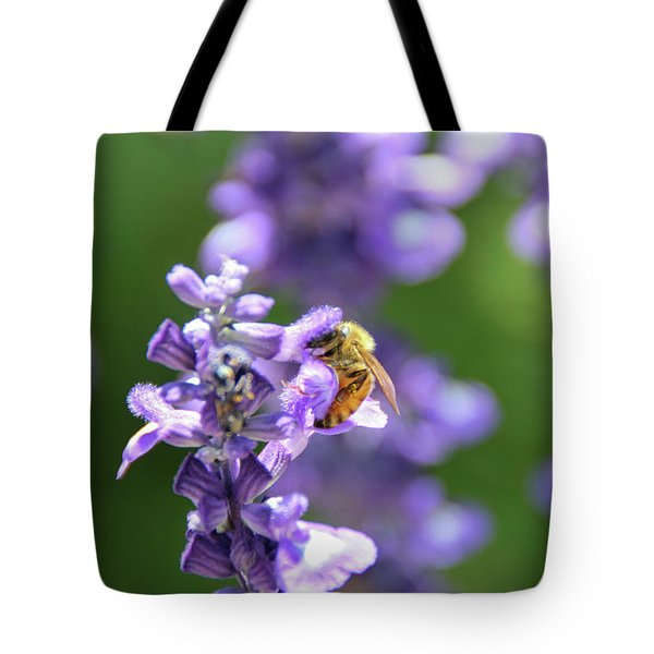 The Fauna And Flora Rendez-vous Tote Bag by Yoel Koskas