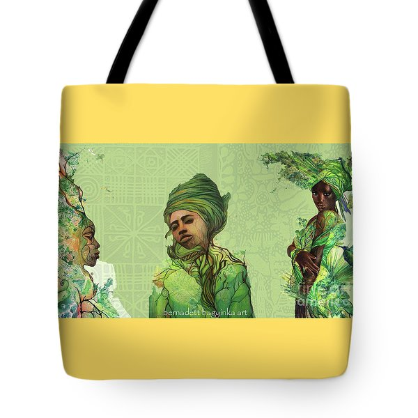 The Fauns Tote Bag