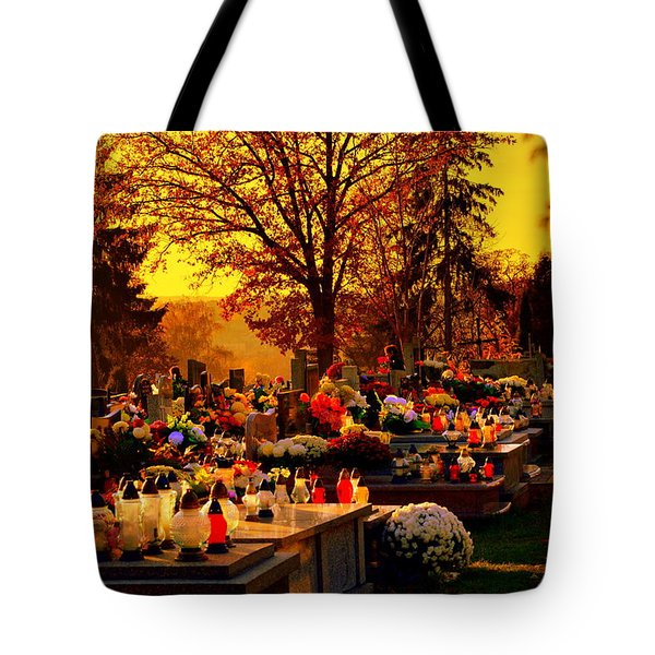 The Feast Of The Dead Tote Bag