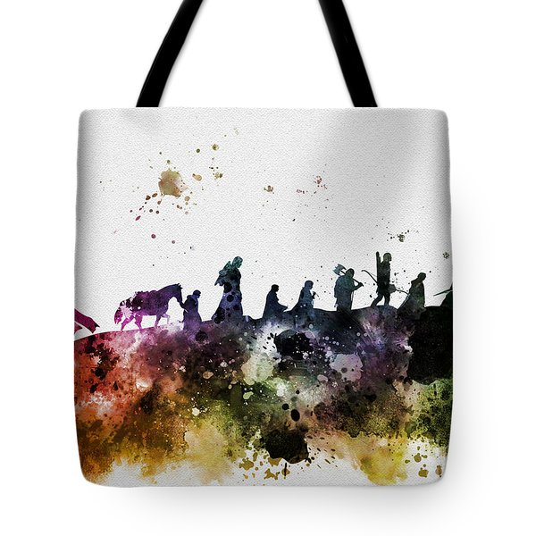 The Fellowship Tote Bag