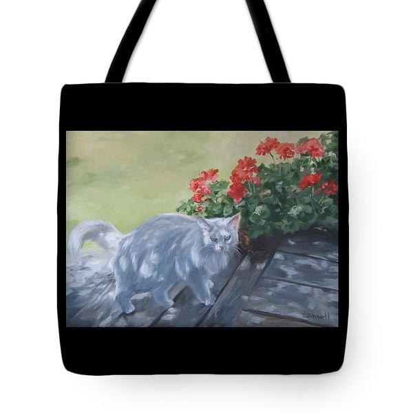 A Feral Cloud Tote Bag