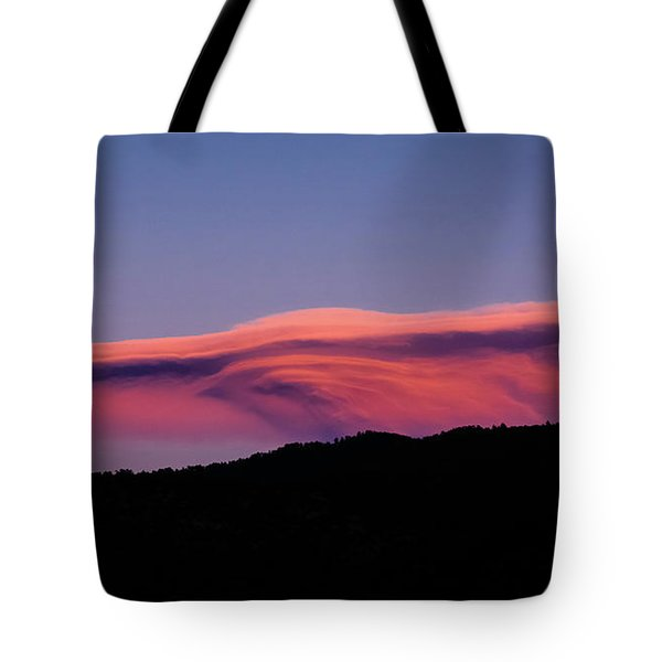 The Ferengi Cloud Tote Bag
