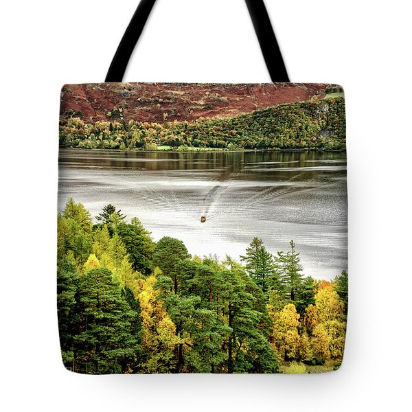 The Ferry Tote Bag