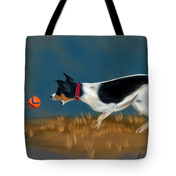 The Fetch  Tote Bag
